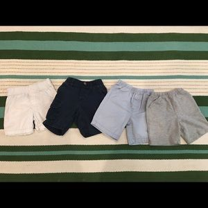 Boys shorts bundle 2T
